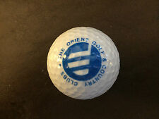 Beijing Pearl Orient Golf and Country Club (China) - Logo Golf Ball