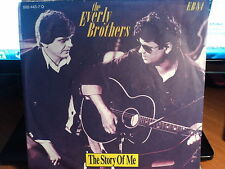 "Everly Brothers ""The Story Of Me"" Rare German PS 7"""