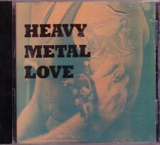 Heavy Metal Love PRIORITY CD Classic ROck KISS RAINBOW GREAT WHITE STRYPER