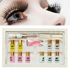 Longer Eyelash Lash Eyelashes Wave Curling Perming Curler Rod Glue Perm Kit Sets