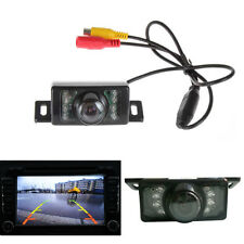 120° Wide Waterproof Night Vision Car Rear View Reverse Parking Camera Kit 7 LED