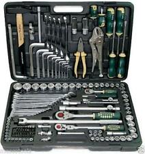 "TOOL KIT FORCE 142PC COMBINATION TOOL SET 1/2"" & 3/8"" & 1/4"" SD"