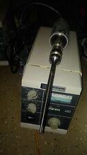 branson 450 sinifier Cell Disruptor w/ Probe ultrasonic  homogenizer sonic sonic