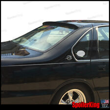 SPKdepot 380R (Fits: Chevy Impala SS 1994-96) Rear Roof Window Spoiler Wing