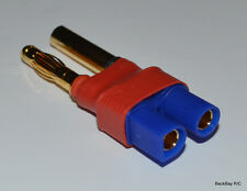 No Wires Connector - EC3 Female to HXT 4MM Male Adapter (Turnigy / Gens Ace)