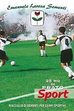 """1 kg di TAPPETO ERBOSO """"Prato Sport"""""""