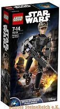 LEGO® Star Wars™: 75119 Sergeant Jyn Erso™ ! NEU & OVP !