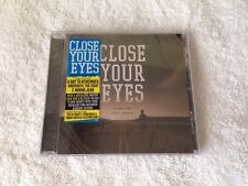 Close Your Eyes / Line In  The Sand CD