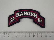 (A6-BN21) USA Abzeichen US 2nd Ranger BN