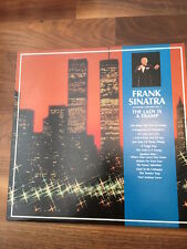 Frank Sinatra - Legendary Concerts Vol l - VINYL - Very Good