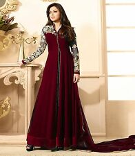 Indian Bollywood Ethnic Designer Anarkali Salwar Kameez Suit & Traditional HCHK