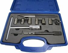 Bergen Tools 10pc Diesel Injector Seat Cutter Set Kit NEW 5546