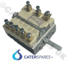 E.G.O 49.27215.000 ROTARY 6 POSITION 16A RATED SWITCH 4927215000 230V  PARTS