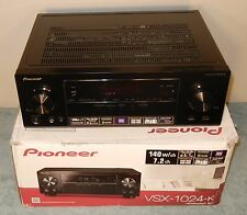 NEW (Other) Pioneer VSX-1024-K 7.2-CH 4K Ultra HD 3D A/V Home Theater Receiver
