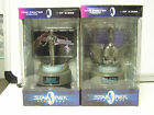 Set of 2-Star Trek CHAMPIONS Limited Edition Pewter Figure-KHAN/BOP (M1745)