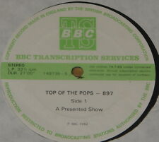 PHIL LYNOTT STRAY CATS VANGELIS DOLLAR ~ BBC TOP POPS TRANS DISC 897 LP 1982