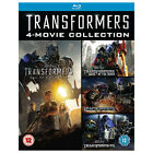 TRANSFORMERS: 4-MOVIE COLLECTION BOX SET BLU-RAY DISC REGION-FREE BRAND NEW