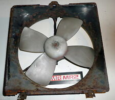 Toyota MR2 MK2 SW20 Front Engine Radiator Fan  - Mr Mr2 Used Parts Rev1 to Rev5