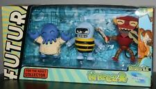 Futurama Tineez Series 1.2 Wave 1 Collectible Set Bumblebee Zoidberg Devil Mini