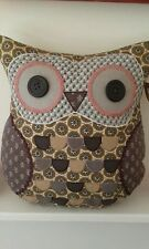 Frank-Sass & Belle floral owl cushion,great ladies,girls gift,Christmas present