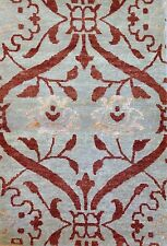 Marvelous Modern - Contemporary Hand-Woven Indian Rug - Nepali Weave - 2 x 3 ft.