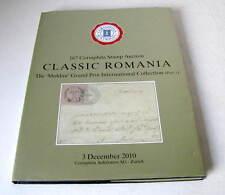 CLASSIC ROMANIA   GRAND PRIX COLLECTION  -2010 -CATALOGO