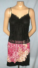 Bisou Bisou Lace Top Size Medium Career or Casual