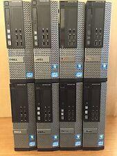 Dell Optiplex 790 Desktop SFF i5 Quad, 3.1GHz 4GB 250GB HD DVDRW Windows 7 Pro
