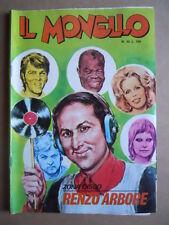 IL MONELLO n°52 1972 Speciale GENOA Calcio - Lucio Battisti - Kronos [G392]