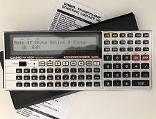 CASIO FX880P 32KB (Excellent Condition)