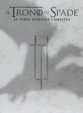 IL TRONO DI SPADE - STAGIONE 3 (5 DVD) COFANETTO SERIE Games of Thrones