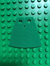 1 custom made to fit  lego minifigs cape Lord Of The Rings Light Green Hobbit