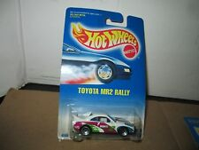 Totota MR 2 Rally  Hot wheels import tuner  collector #233 varation