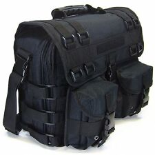 Shooting Tactical Gun Range Bag Carry Pistol Holsters Shooter Ammo Pocket Case