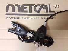 Metcal OKI MFR-H4-TW Tweezers Handpiece with 1 pair of tips