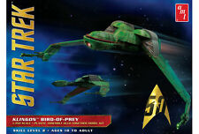 STAR TREK KLINGON BIRD OF PREY 1:350 SCALE PLASTIC MODEL KIT BY AMT NEW!