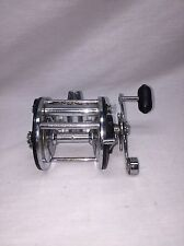 Vintage Rare Japanese Heddon 409 Casting Reel Good Condition
