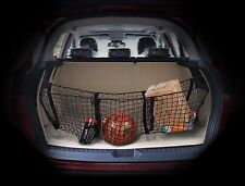 Pickup Truck Beds Storage Net 3 Pocket Trunk SUV Cargo Organizer Groceries Tools