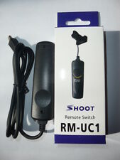 Remote Shutter Release RM-UC1 for Olympus SP-520UZ,E620,SZ-30MR,SH-21,SH-60,XZ-2