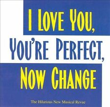 I Love You, You're Perfect, Now Change (1996 Original Off-Broadway Cast) Robert