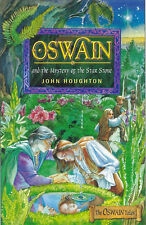 Oswain and the Mystery of the Star Stone, Houghton, John