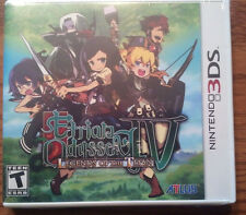 Etrian Odyssey IV: Legends of the Titan Brand New (Nintendo 3DS, 2013) game