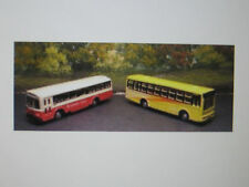 N SCALE (2) ASSORTED BUSSES FOR YOUR LAYOUT *
