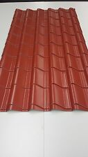 Tile Effect Roof Sheets. Barns/sheds/play houses/buildings/stables