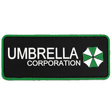 Rect Umbrella Corporation Morale 3D PVC Tactical Airsoft Paintball Patch