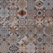 1 m² Marokkanische Fliesen Balat Patchwork Muster Orientalisch Arabisch Mix