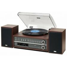 NEW TEAC Turntable Cd Bluetooth Nfc System Teac-mc-d800ch