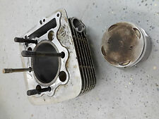 99-07 HONDA TRX 400EX ENGINE JUG CYLINDER WITH PISTON OEM kit top end xr400