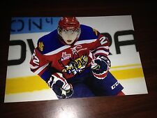 Ivan Barbashev SIGNED 4x6 photo MONCTON WILDCATS / RUSSIA / ST LOUIS BLUES