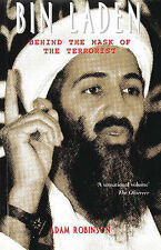 Adam Robinson Bin Laden: Behind the Mask of the Terrorist Very Good Book